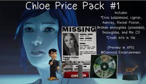 LiS - Chloe Price Pack #1