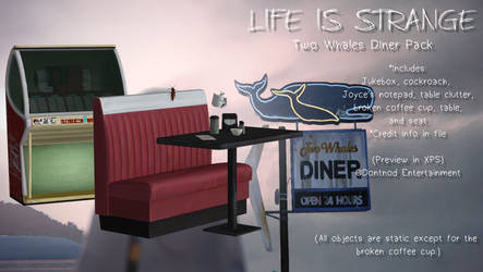 LiS - Another Diner Pack by angelic-noir