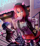 Punk Ruby and Yoshiko