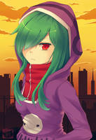 Kido. by lunatic-neko
