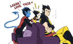 Kurt And Logan