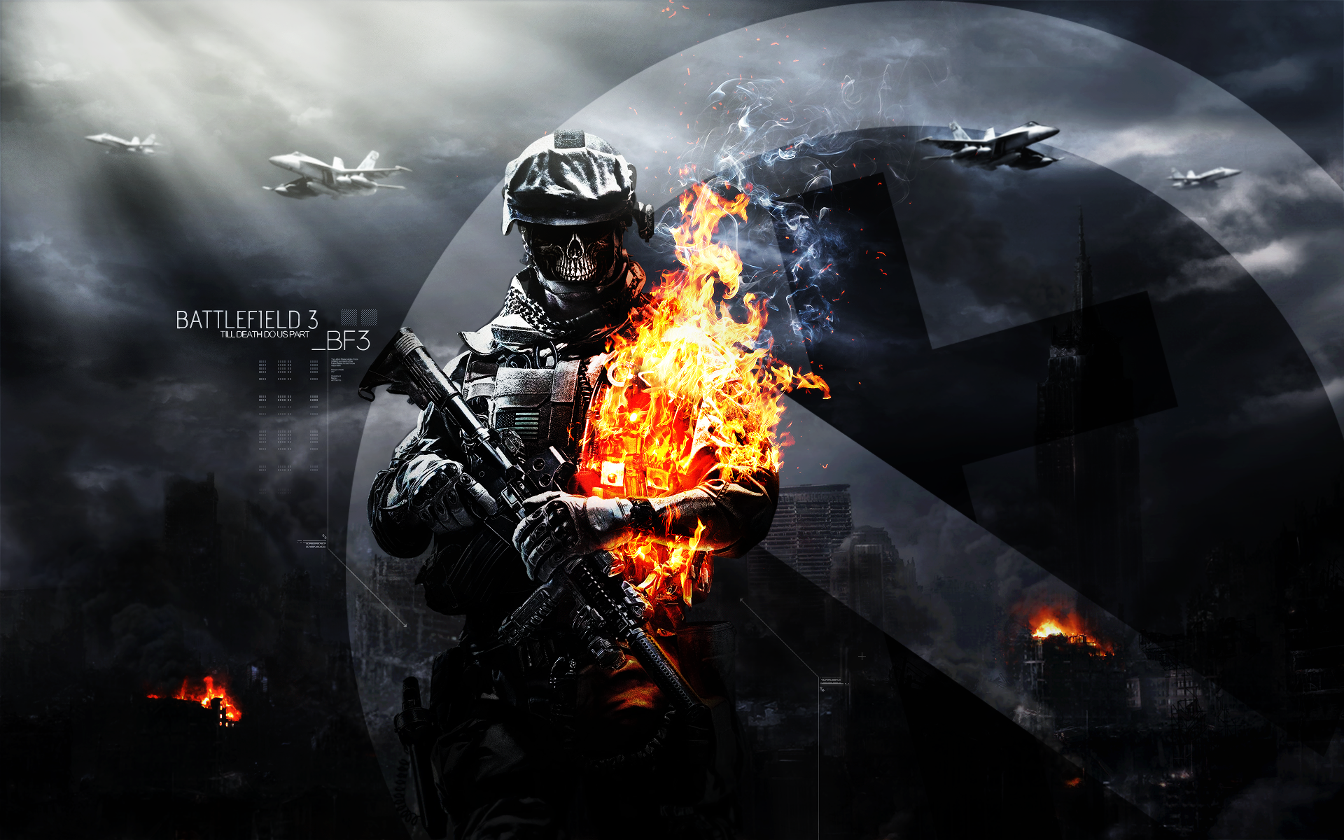 Battlefield 3 CrossBuster