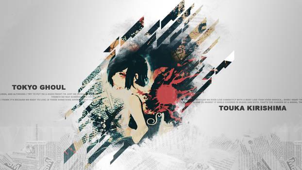 Tokyo Ghoul - Touka