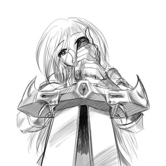 Swordgirl xD