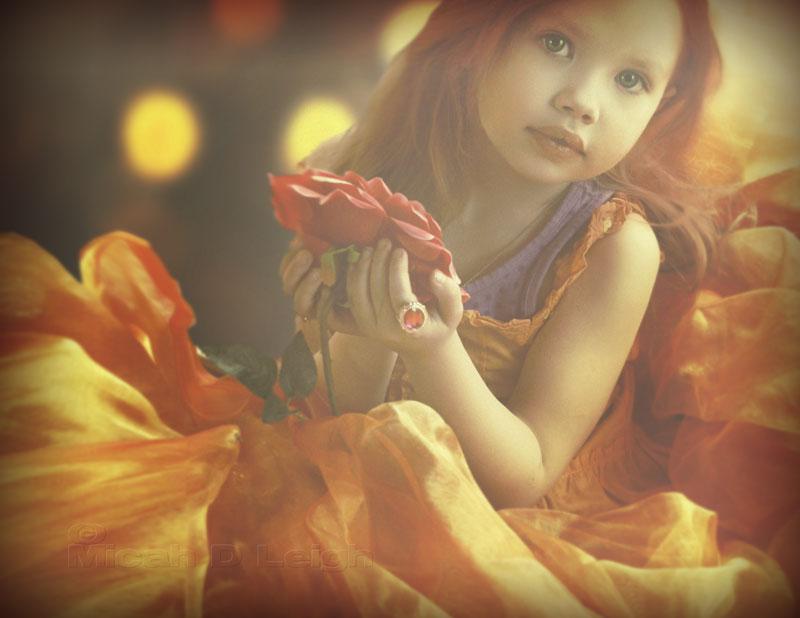 Mali Andjeli,  deca  su ukras sveta Wb_tiger_rose_a_by_mleighs_digitalart-d6jvt7m