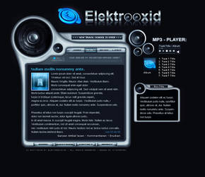 Elektrooxid - Template by Thousandhands