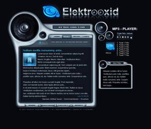 Elektrooxid - Template