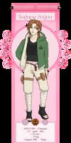 [HSV] Seijou Nagano Profile
