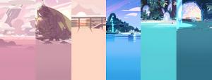 Free Steven Universe Profile Backgrounds