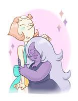 Hugs by Kris-Goat