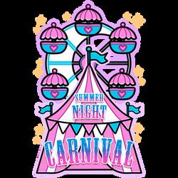 Summer Night Carnival banner by Kris-Goat