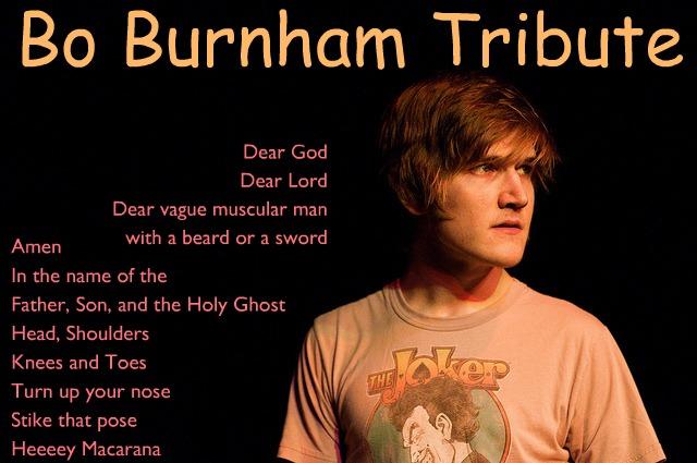 Bo Burnham Tribute From 1 Song By MissKade On DeviantArt
