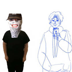 marco i told you to draw collab with me wtf is thi