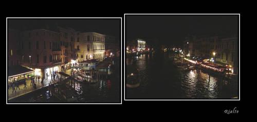 Venice - View from Rialto