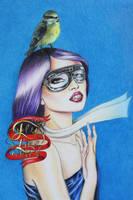Fly like a bird by LittleBird16