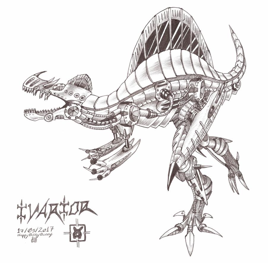 Invarior [Bl15 V1] by HappyBottyBunny