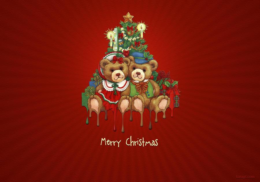 Christmas Wall Paper