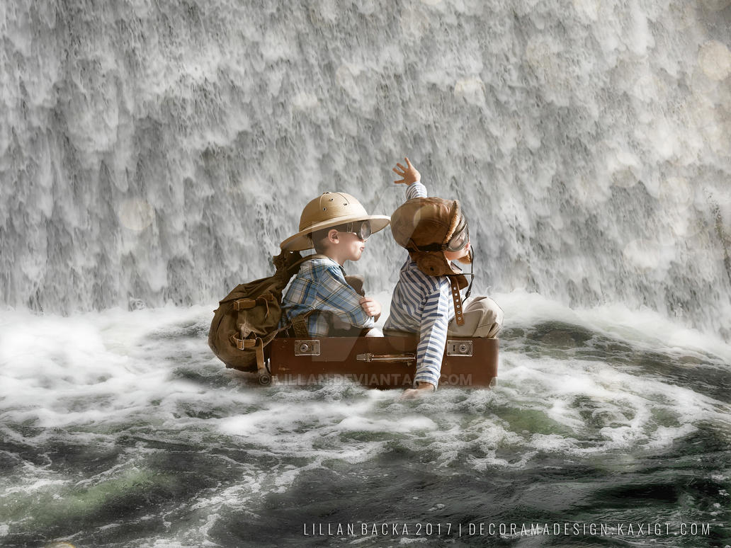 A Water Journey by lillan