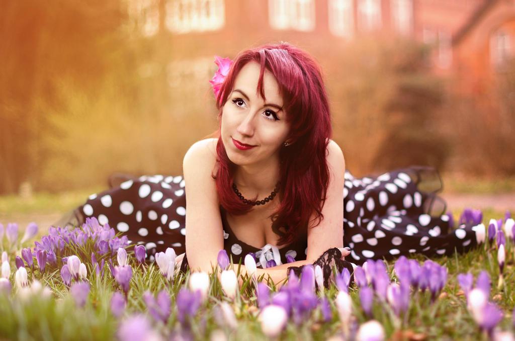Lovely spring by xXBellcatXx