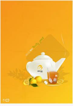 Eicut tea tasty good.