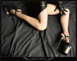 Vinyls and High Heels by salandre