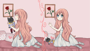 WS: Daydreaming by estelle--marie