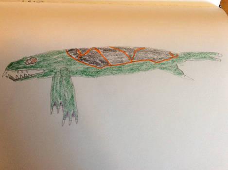 Subnautica Lava Lizard