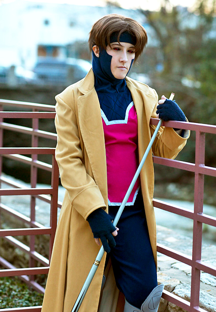 Gambit (X-Men)- The Raginu0027 Cajun by four-leaf- ...  sc 1 st  DeviantArt : gambit xmen costume  - Germanpascual.Com