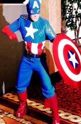 Captain America (Marvel)- Avengers Assemble!