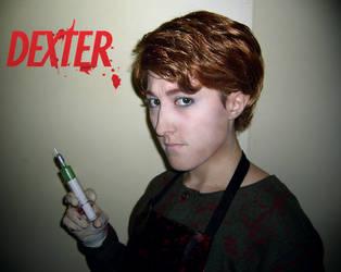 Darkly Dreaming Dexter by four-leaf-charm