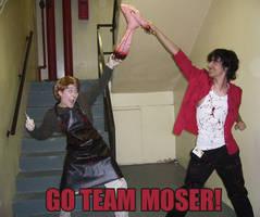 Go Team Moser +Spoiler Alert+