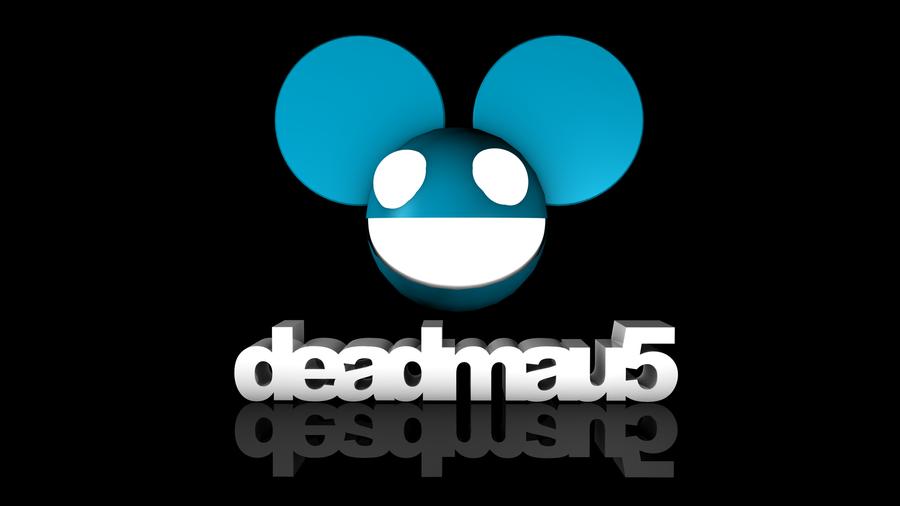 deadmau5 blue head wallpaper - photo #10