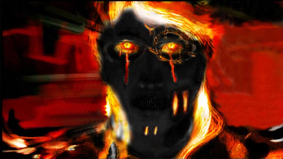 Villian Thrust Reigns in Hell by Willheimus