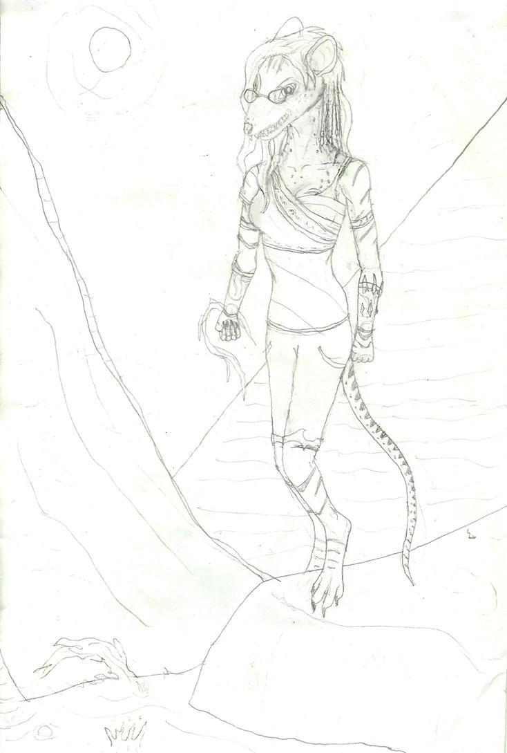 Siresse by Willheimus