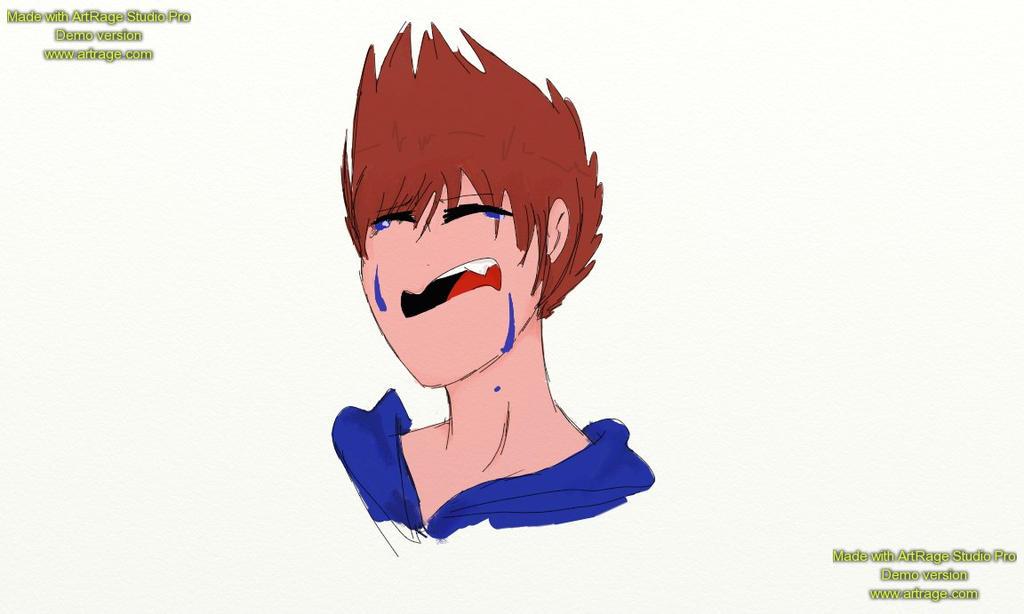 Cryin' Tom by burningblazecat