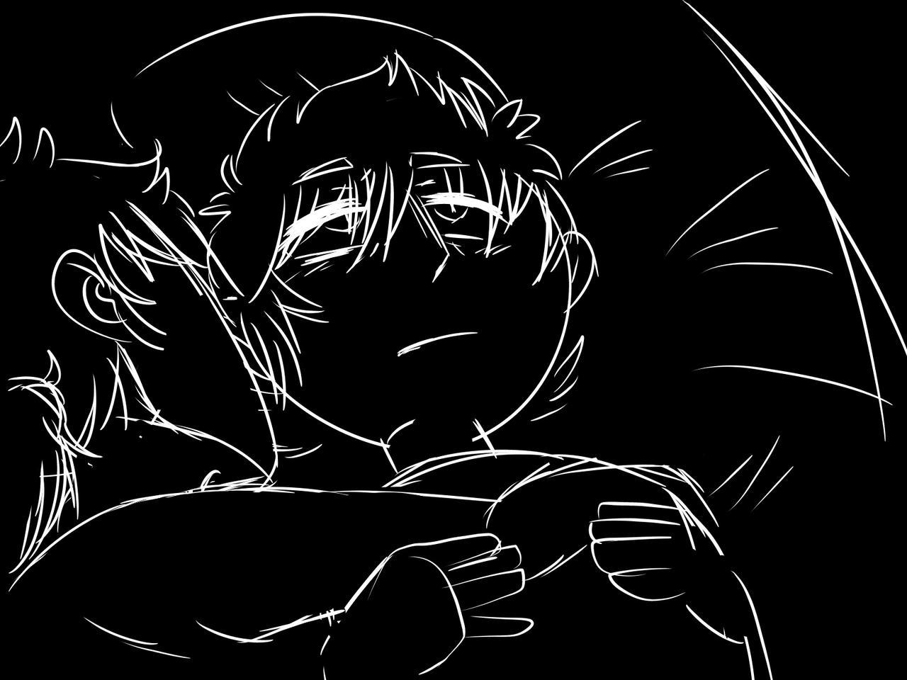 Sleepless Scottcent by burningblazecat