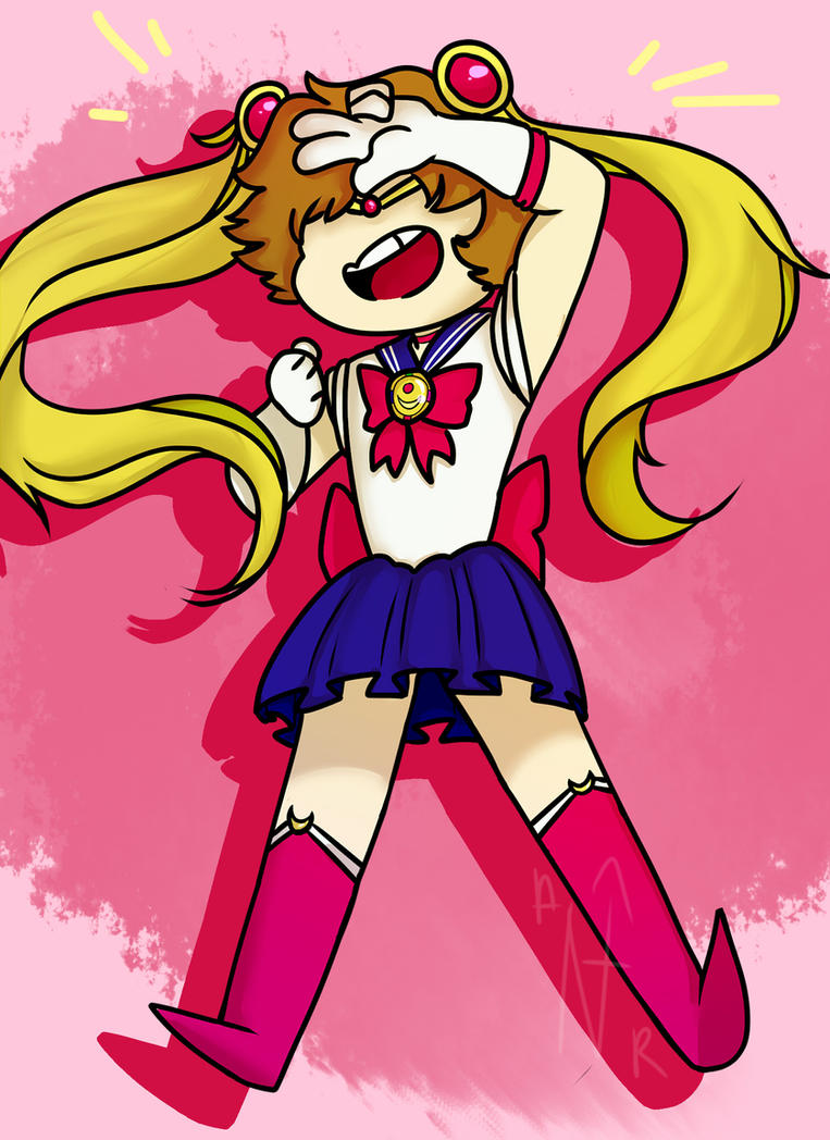 Sailor Jeremoo by burningblazecat