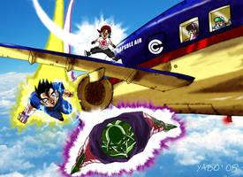 Piccolo Race by Yabu07