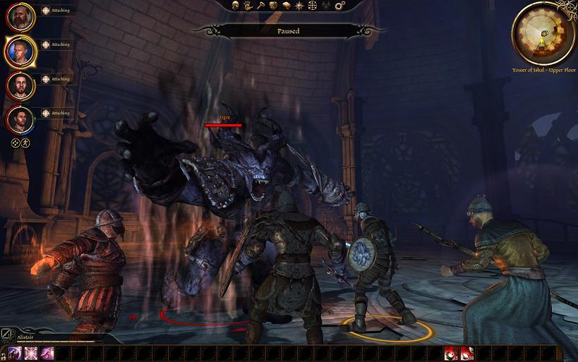 Dragon Age Ogre by ILikeCommas