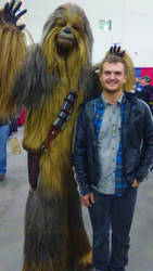 Kyle Brackman and Chewy by KyleBrackman
