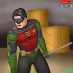 Robin Dick Grayson