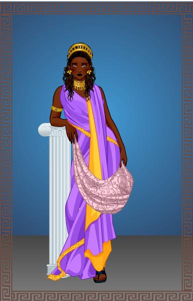 Cleopatra VII Philopatris, Queen of Egypt by TLKFANKING