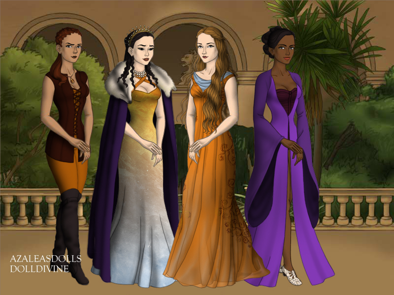 The Sand Snakes by TLKFANKING