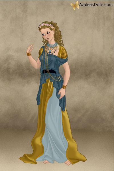 Empress Julia Caesaris by TLKFANKING