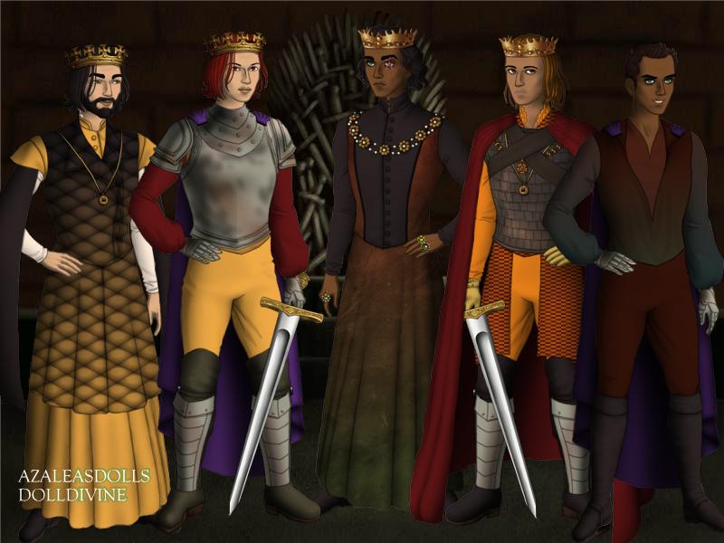 Kings of the Pridelands by TLKFANKING