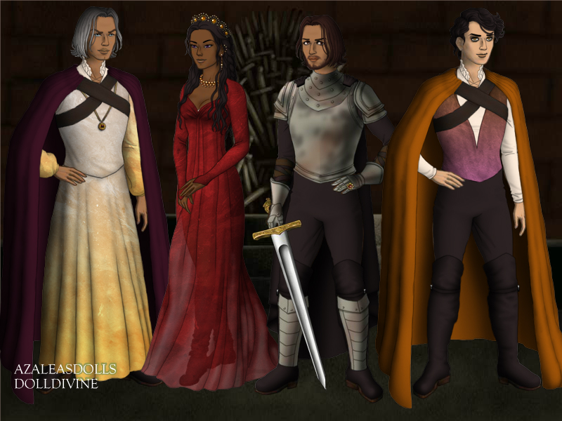 House Martell by TLKFANKING