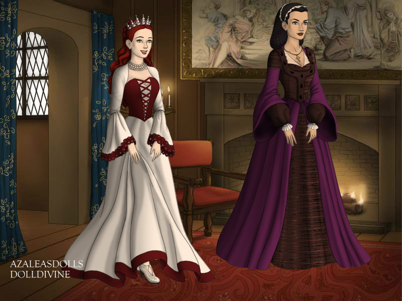 The Daughters of Henry VIII by TLKFANKING