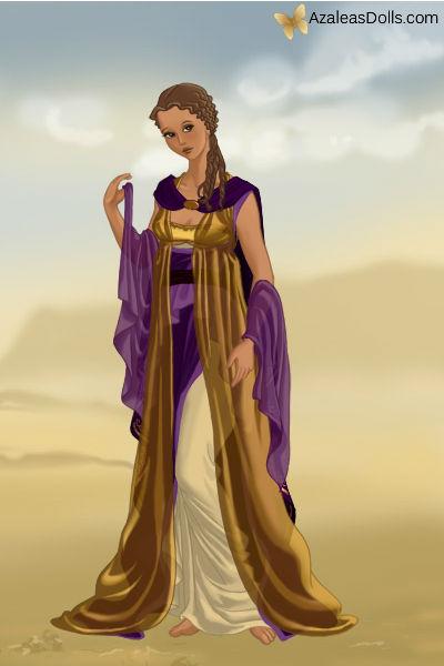Empress Julia Domnba by TLKFANKING