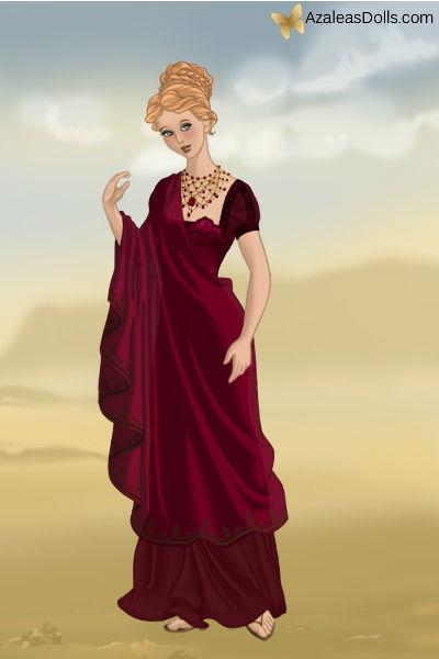Empress Lucilla by TLKFANKING