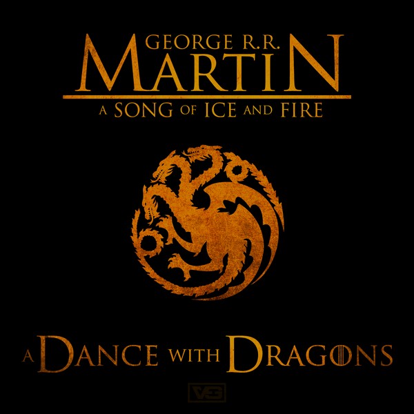 A Dance with Dragons Cover by teews666 A Dance With Dragons Audiobook Cover